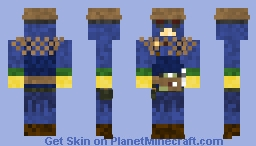 Fallout: Lily Minecraft
