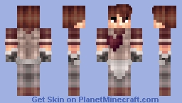 The Heart Smith [20th Place- Emotions] Minecraft Skin
