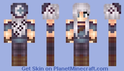 Celestial Archer (Oblivion's Contest!) [900 subscribers omgggg] Minecraft Skin