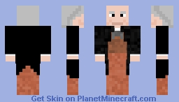 1st Doctor - William Hartnell Minecraft
