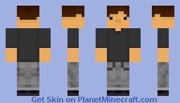 My new skin Minecraft Skin