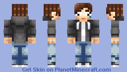 dymund dis if u cry evrytim (Contest) Minecraft Skin