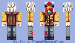 Jacket Minecraft Skin