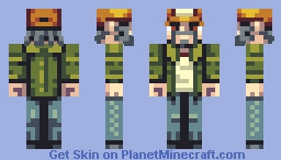 Kenny Minecraft Skin