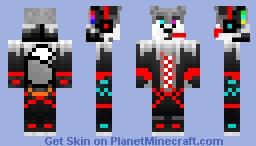 Wolf Skin Minecraft Skin