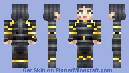 Lin Beifong Minecraft