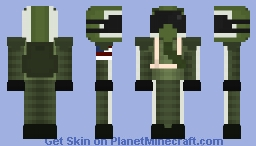 "Mason ""Eagle"" Black  [Emotions Skin Contest] Minecraft Skin"