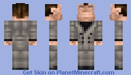 Mike 'Stoneface' Scoglieri [Emotions Skin Contest] Minecraft Skin