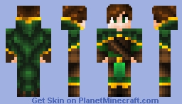 The Ranger of Hithnan Forest Minecraft