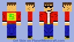 My Avatar! (StardudesMC) Minecraft Skin