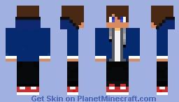 not very creative Minecraft Skin