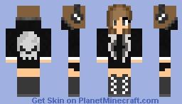 Minecraft Girl!