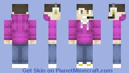 ~Purple Skin from DenMC my FANS! *lel* AnYwaY SUbSCriEB AnD FAv AnD DIEmunD! TanKS!