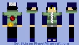 [Chuunin][Naruto!] New Skin! Minecraft Skin