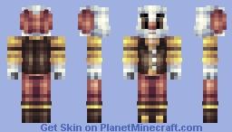 Clown Minecraft Skin