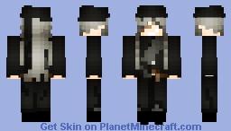 ☠ Undertaker ☠ [Popreel :o] Minecraft Skin