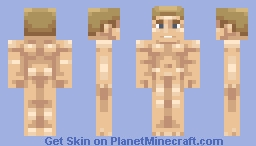 Anatomy attempt #394 (the closest to a tutorial you'll get from me) Minecraft Skin