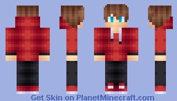 Ancient skin remake Minecraft Skin