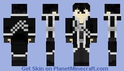 Kirigaya Kazuto Minecraft Skin