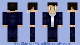Doctor Cal Lightman (Tim Roth) [PMC Emotions Contest!] Minecraft Skin