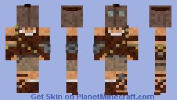 Fallout: Raider Minecraft Skin