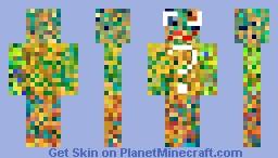 Confusion Minecraft Skin