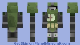 ~Juggernaut~ An Old Favorite! Minecraft Skin