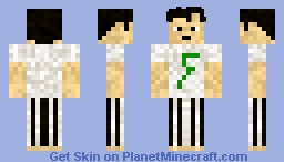 My old skin Minecraft Skin