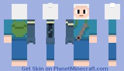 Finn Mertens (1.8) Minecraft Skin