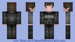 Francis 7  /  Logan's Run Minecraft Skin