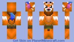 gnar Minecraft Skin