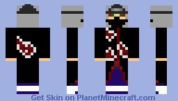 kakuzu Minecraft Skin
