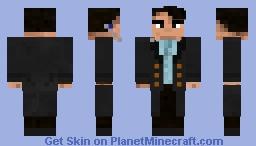 Jack Harkness (Torchwood 1.8) Minecraft Skin