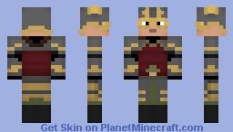 Lannister Footsoldier Minecraft Skin