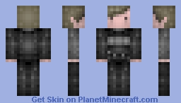 Logan 5  /  Logan's run Minecraft Skin