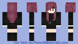 Mey-Rin | Assassin Outfit Minecraft Skin