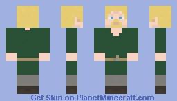 Norse Man Blonde