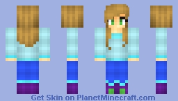 Lisa Nicole- skin req via instagram Minecraft Skin