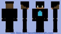 Tron Armor Minecraft Skin