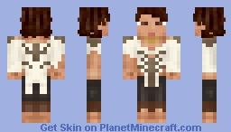 Elika (PoP 2008) Minecraft Skin