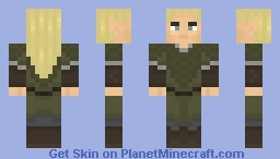 Legolas - Updated! Minecraft Skin