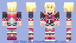 Shulk (Featured on Minecraft Monday Show) Minecraft Skin