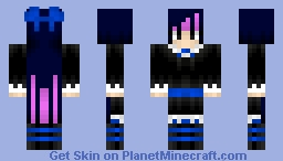 Stocking Minecraft Skin