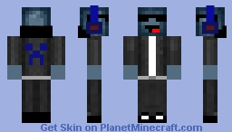 Epic Derpy Squid (Also on minecraftskins.com or the skindex) Minecraft Skin