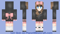lonely hearts club Minecraft Skin
