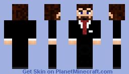 Bearded Suit Guy