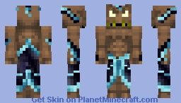 Durga, Asura of Fury (The Abyss of Asura) (New Model) Minecraft Skin
