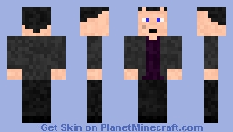 The Doctor {Christopher Eccleston} Minecraft