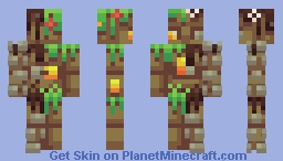 Growlem Minecraft Skin