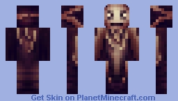 Koh the Face Stealer Minecraft Skin
